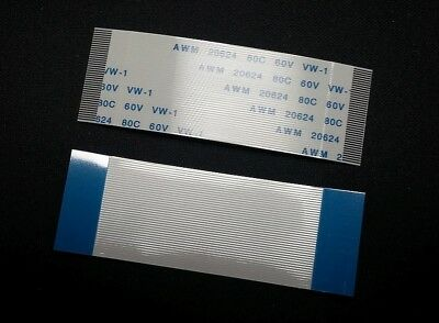 "Ribbon Flex Cable 40pin 0.5mm 6cm - 1.8"" Disk Ribbon Cable"