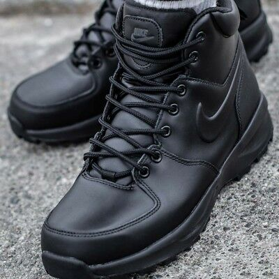 NIKE MANO LEATHER Sneaker chaussures hommes d'hiver mi