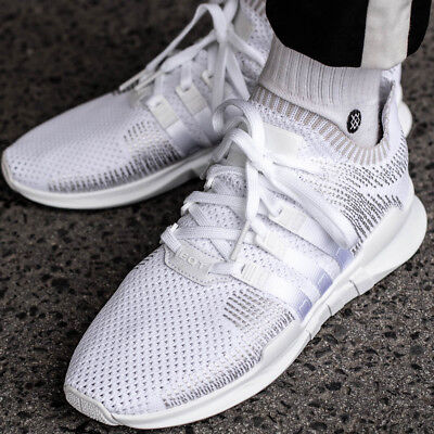 brand new 13cde dcf2e ADIDAS EQT SUPPORT ADV PK chaussures hommes sport loisir blanc sneakers  BY9391