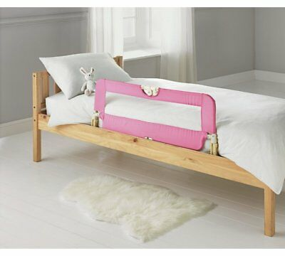 Cuggl - Pink Bed Rail - In Box - Make Their Bed Safer