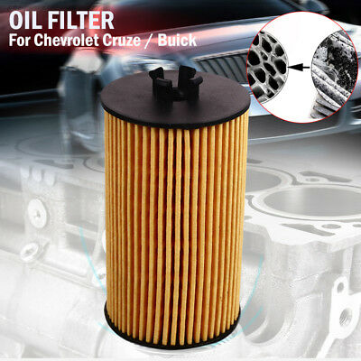 419E Smooth Car Parts Auto Accessories for Cruze Buick GSS Auto Oil Filter
