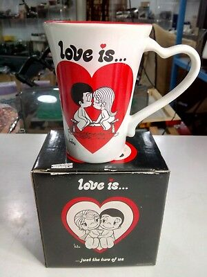 tazza collezzione love is