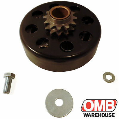 """Hilliard's Extreme Duty Clutch 3/4"""" Bore 35 Chain -12 Tooth"""