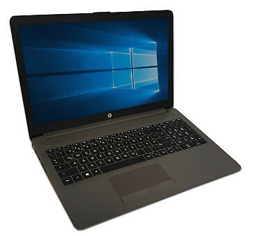 HP (255 G6) Notebook 15,6Zoll - 2 x 2,0Ghz (7.Gen)- 8GB - 1000GB - Windows 10