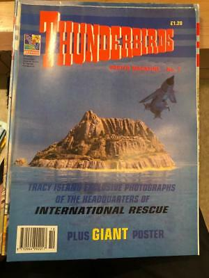 Thunderbirds Poster magazine Issue 7 Gerry Anderson