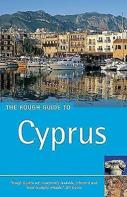 The Rough Guide to Cyprus (Rough Guide Travel Guides), Dubin, Marc, Used; Good B