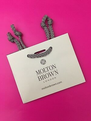 Molton Brown Gift Bag 14x11x6cm (Fits 1x300ml or Miniatures)