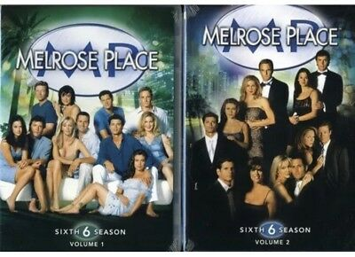 Melrose Place Sixth Season [6 Discs] (2011, REGION 1 DVD New) UK SELLER/DISPATCH