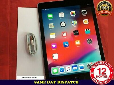 Apple iPad Air 2 64GB, Wi-Fi,9.7in - Space Grey GOOD CONDITION 3 MONTHS WARRANTY