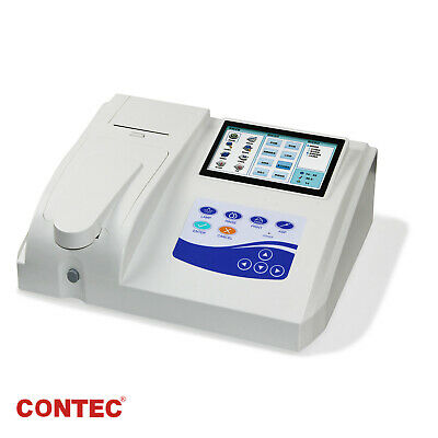 CONTEC BC300 Semi-Auto Touch Biochemistry Analyzer,Printer,Liver/Renal/Blood/Ion