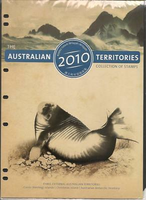 2010 Australian Territories Stamp Year Pack Sealed