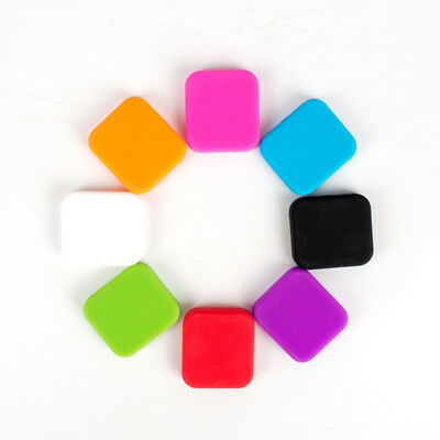 Silicone Lens Protector Cover Cap for GoPro HERO 6 5 Action Camera Accessories