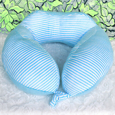 Soft Plush U Shaped Travel Pillow Trip Neck Head Support Christmas Gift HOT SALE