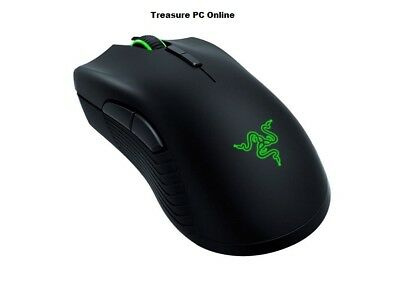 Razer Mamba Wireless Right-Handed Gaming Mouse For PC & Mac RZ01-02710100-R3M1
