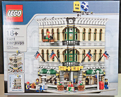 Lego Creator Grand Emporium 10211 New Sealed Box 29500 Picclick