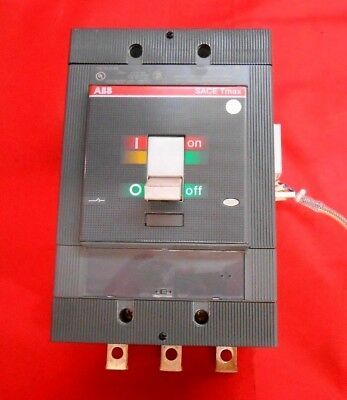Abb T5L-D T5L400Dw Circuit Breaker With Auxilliary 600V 400A 3P - Recon/tested