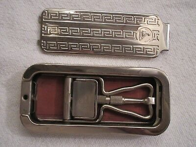 vintage Rolls Razor with case safety razor England lot T4