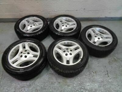 "Freelander 1 Alloy Wheels And Tyres 17"" x5 225/55R17 Land Rover (01-06) #FL10211"
