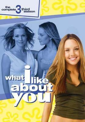 What I Like About You: Complete 3rd Season (3-Disc) NEW DVD