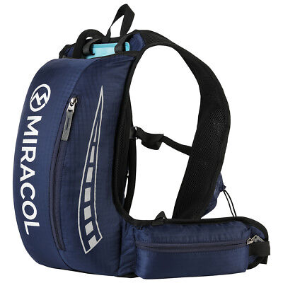 Miracol Hydration Vest Backpack With 2L BPA Free Bladder Keeps Liquid Cool Up To