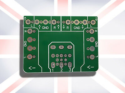 High Quality Potentiometer PCB Board For ALPS - ALPHA - BOURNS - UK STOCK