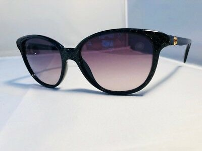 e29ee7728a6 NEW!! GUCCI SUNGLASSES GG 3633 S DXFEU 55  16 135 Black with Gold ...