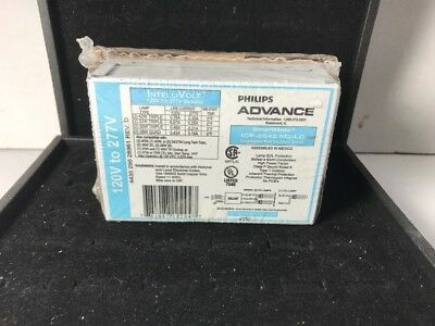 PHILIPS ADVANCE ICF-2S42-M2-LD SmartMate Ballast 120 to 277 volt V 1 to 2 cfl