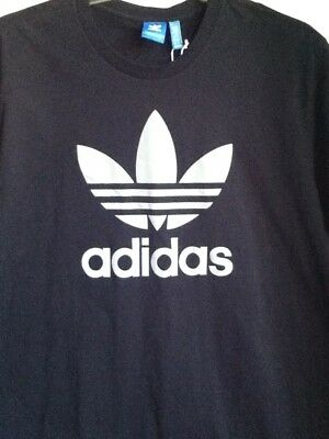 Authentic Adidas 100% Cotton  Silver Reflect T Shirt Cw4090