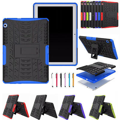 """For Huawei MediaPad T3 10 9.6""""AGS-W09/L09/L03 Shockproof Armor Case Cover Stand"""