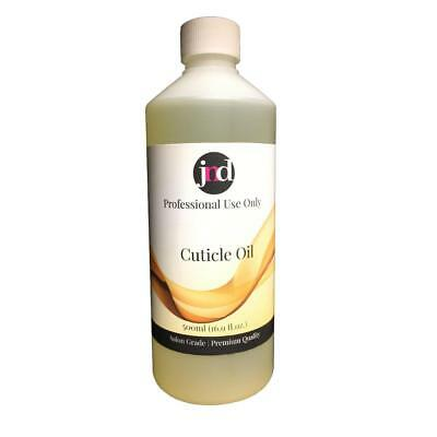 Nail Care Cuticle Revitalizing Oil Manicure Treatment Conditioner UK 500ml