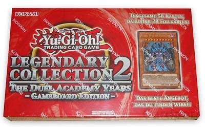 Yu-Gi-Oh Legendary Collection 2 - The Duel Academy Years - Gameboard Edition