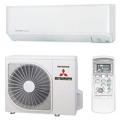 Mitsubishi Air Conditioning Unit, Heat Pump Inverter New Model.! R32 *Clearance*