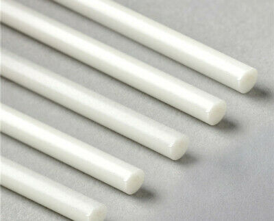 10 x FibreGlass ROMAN BLIND Rods 4mm Thick 4m LONG LOWEST PRICE GUARANTEED !!!