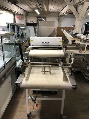 Oliver 645-24B Bakery Dough Sheeter/molder Floor Model
