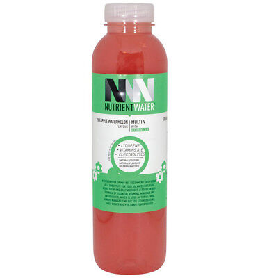 Nutrient Water Multi Vitamin 575ml x 12