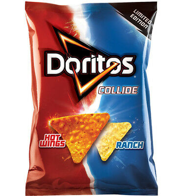 Doritos Collide Hot Wings Ranch 150g