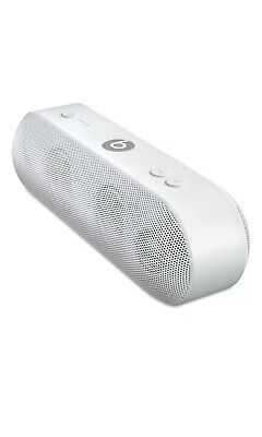 New  Beats Pill White Plus Pill+ by Dr. Dre Bluetooth Portable Wireless Speaker