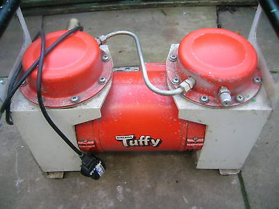 DEVILBISS TUFFY AIR COMPRESSOR 240V