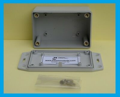 Project Box - ABS Plastic - Radio Control Electrics Box - N14GC Box 1591XXLFLGY
