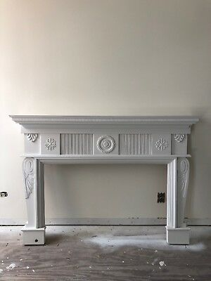 Fireplace Mantle - Complete