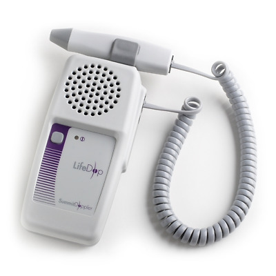 Wallach / Summit LifeDop 150 Series Vascular Doppler with 8MHz Probe - L150-SD8