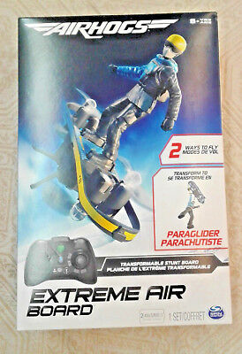 Air Hogs Transformable Stunt Extreme Air Board 2 In 1