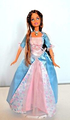 Barbie Princess and the Pauper Singing Princess Erika Doll, Giftwrapped