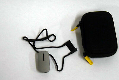 Phonak Roger FM Clip-On Mic 1.1 w Lanyard & Case #2