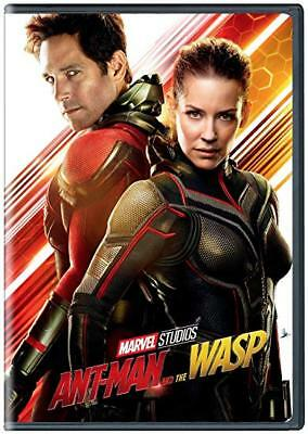 Ant-Man and the Wasp (Hannah John-Kamen, Evangeline Lilly), DVD