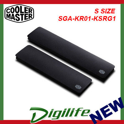 Cooler Master Master Accessory Wrist Rest SMALL SIZE SGA-KR01-KLRG1