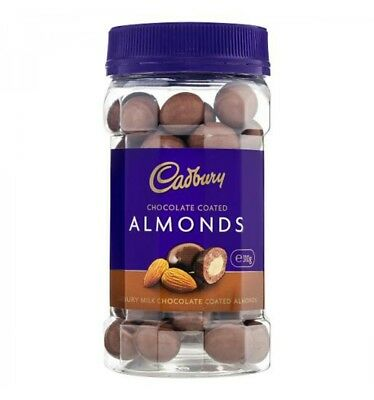 Cadbury Almonds Chocolate 310gm x 10