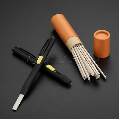 1 Set Tailors Chalk Pen Sewing Dressmakers Invisible Marking Chalk Replacement