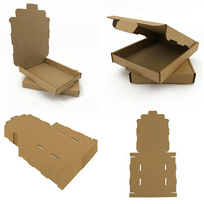 125 x C6 ROYAL MAIL LARGE LETTER CARDBOARD PIP BOX SHIPPING MAIL POSTAL