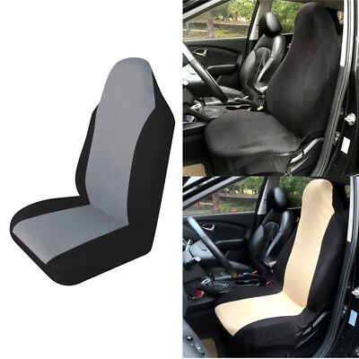Universal Car Double Nylon Heavy Duty Waterproof Front Seat Cover Protector NEW